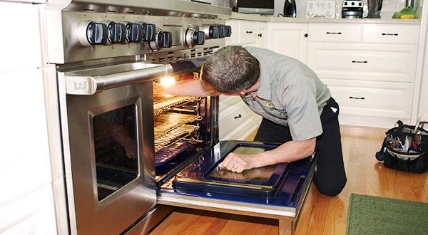 electrical oven repair